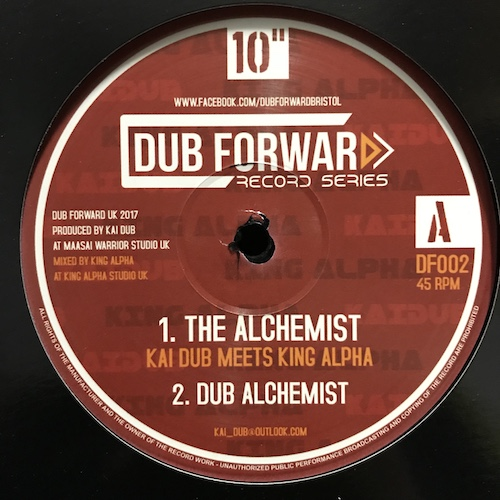 Kai Dub meets King Alpha – The Alchemist