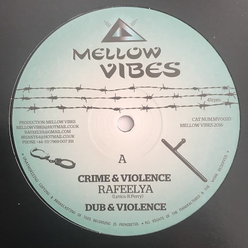 Rafeelya – Crime & Violence / By My Side