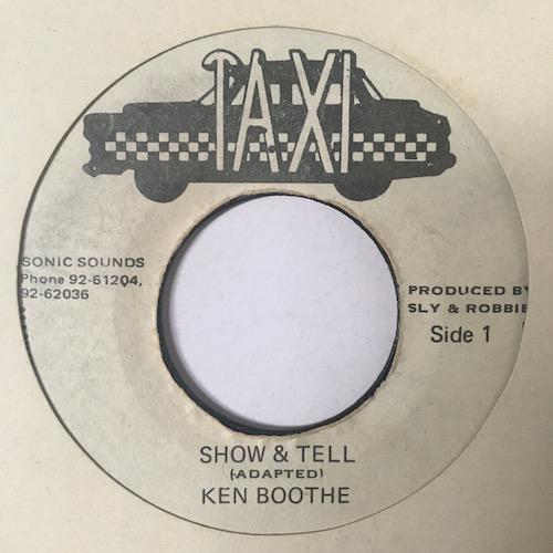 Ken Boothe – Show & Tell