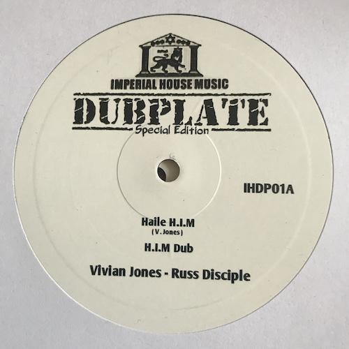 Vivian Jones – Haile H.I.M