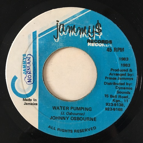 Johnny Osbourne – Water Pumping