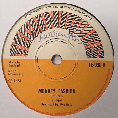 I Roy – Monkey Fashion