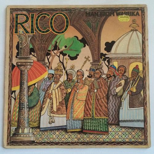 Rico – Man From Wareika