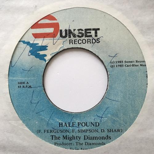 The Mighty Diamonds – Half Pound