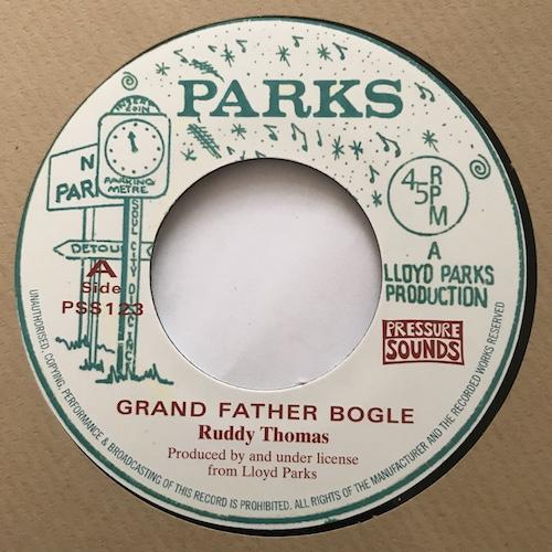 Ruddy Thomas – Grand Father Bogle