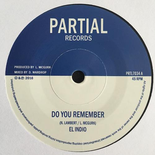 El Indio, Partial Crew – Do You Remember / Royal Legacy Dub
