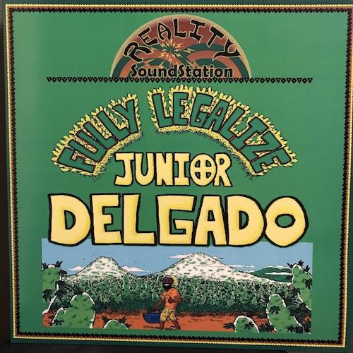 Junior Delgado –  Fully Legalize