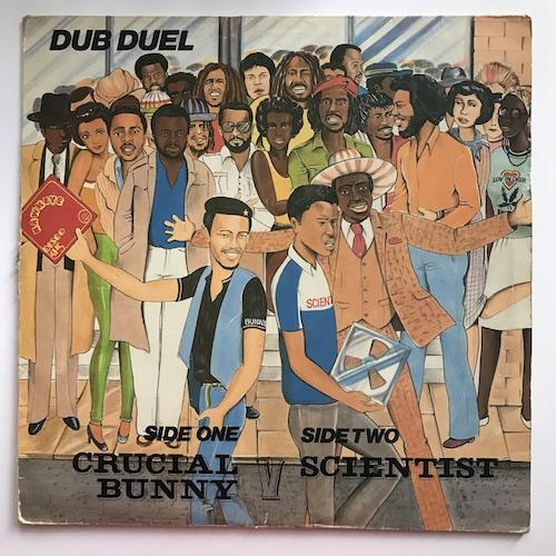 Crucial Bunny vs Scientist – Dub Duel