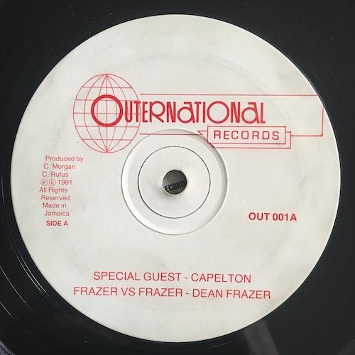 Capelton / Dean Frazer – Special Guest / Frazer Vs Frazer