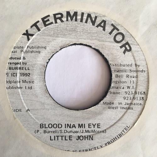 Little John – Blood Ina Mi Eye