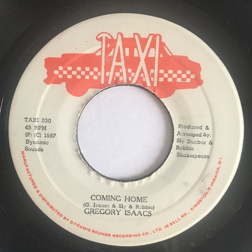 Gregory Isaacs – Coming Home