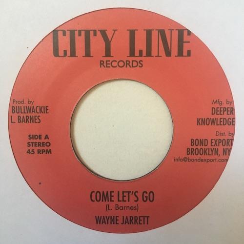 Wayne Jarrett – Come Let's Go