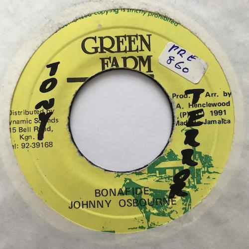 Johnny Osbourne – Bonafide