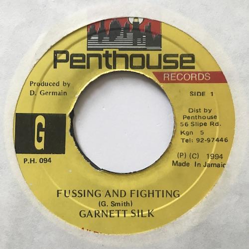Garnett Silk – Fussing & Fighting