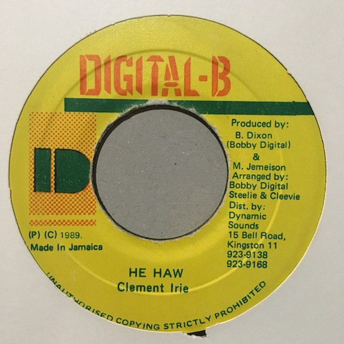 Clement Irie – He Haw