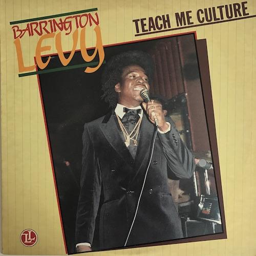 Barrington Levy – Teach Me Culture