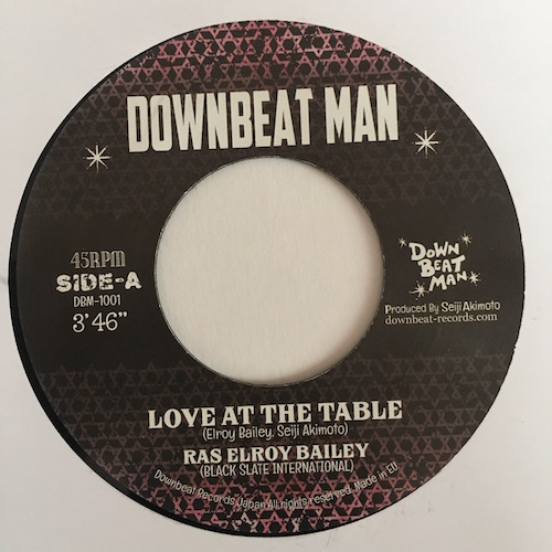 Ras Elroy Bailey –   Love At The Table