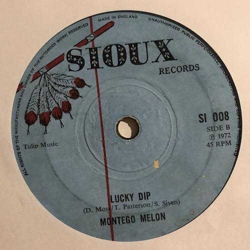 J. D. The Roc / Montego Melon – Superbad / Lucky Dip