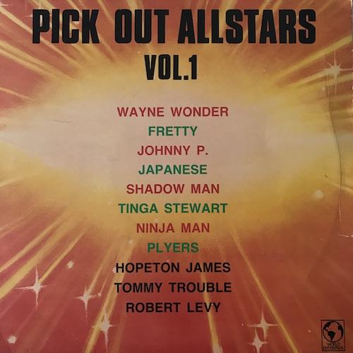 Various – Pick Out Allstars Vol. 1