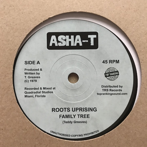 Roots Uprising – Family Tree