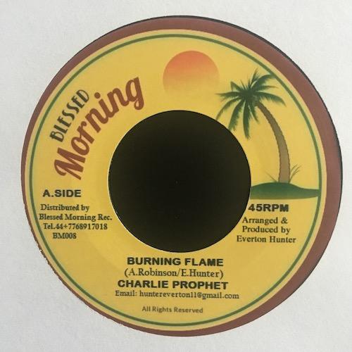 Charlie Prophet – Burning Flame