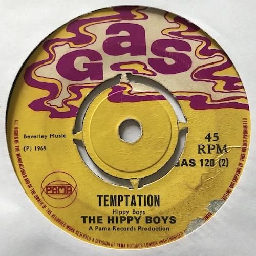Ronny Williams / The Hippy Boys – Throw Me Corn / Temptation
