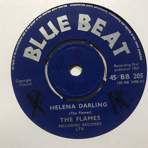 The Flames – Helena Darling