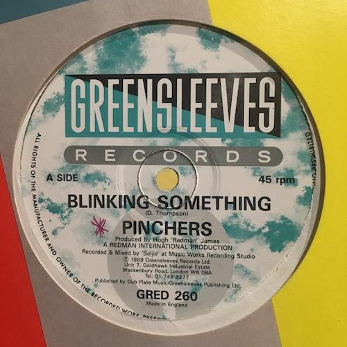 Pinchers – Blinking Something / Border