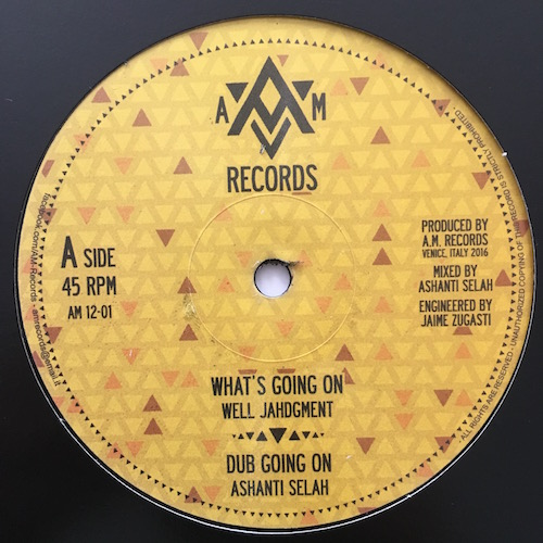 Well Jahdgment / Donovan King Jay – What's Going On / Willie Lynch