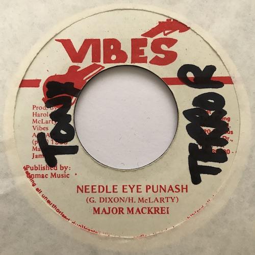 Major Mackrel – Needle Eye Punash