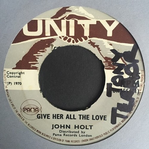 John Holt / Busty Brown – Give Her All The Love / Nobody But You