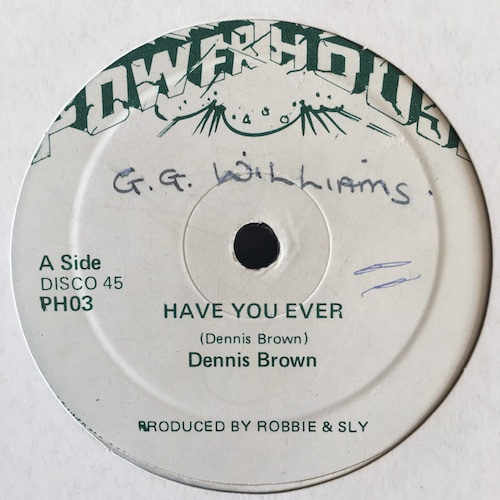 Dennis Brown – Have You Ever