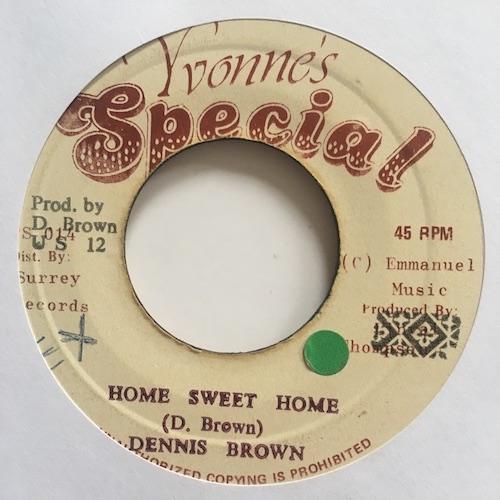 Dennis Brown – Home Sweet Home