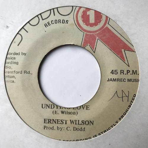 Ernest Wilson – Undying Love