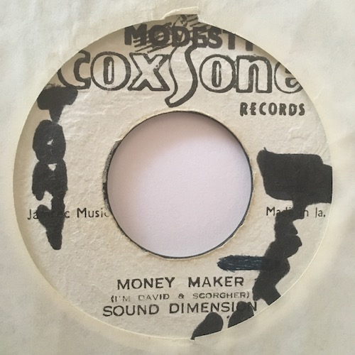 I'm David & Scorcher / Sound Demention – Money Maker / Love Land