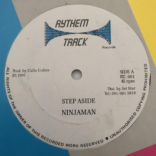 Ninjaman – Step Aside