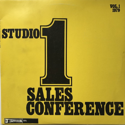 Various – Sales Conference Vol. 1 1979