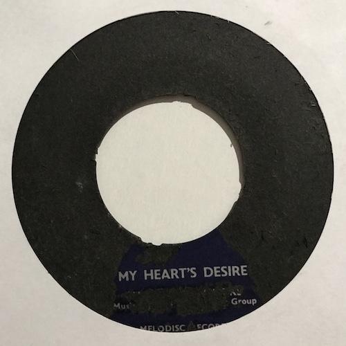 The Jiving Juniors – My Heart's Desire