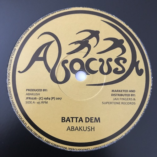 Abacush – Batta Dem / Rock Attack