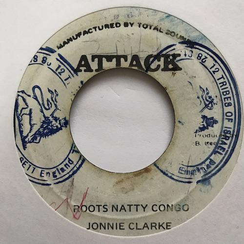 Johnny Clarke – Roots Natty Congo