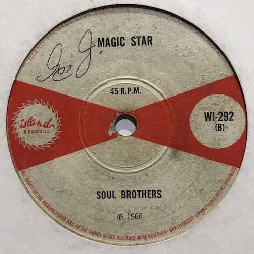 King Perry / Soul Brothers – Doctor Dick / Magic Star