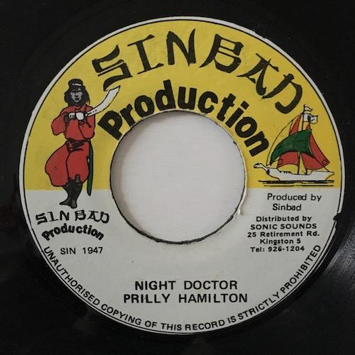 Prilly Hamilton – Night Doctor