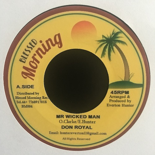 Don Royal – Mr Wicked Man