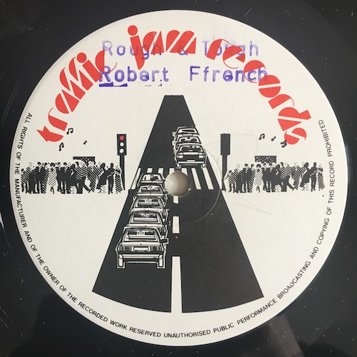 Robert Ffrench – Rough And Tough / Bodderation