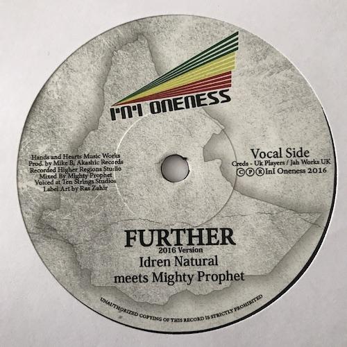 Idren Natural, Mighty Prophet – Further