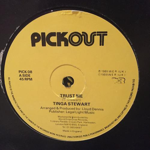 Tinga Stewart / Ninga Man – Trust Me / Madah Mongoose
