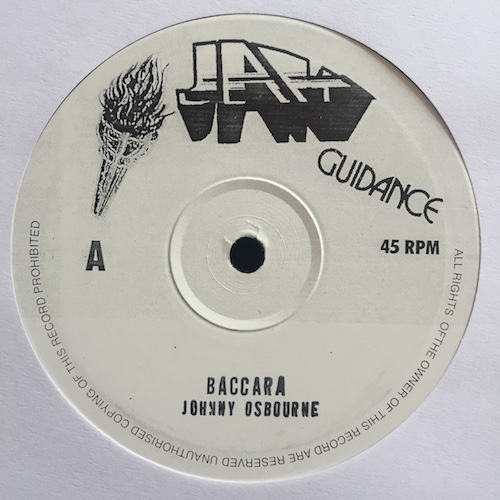 Johnny Osburne – Baccara / Give A Little Love