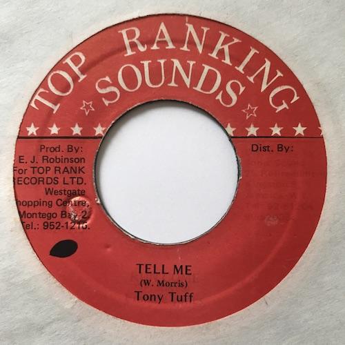 Tony Tuff – Tell Me