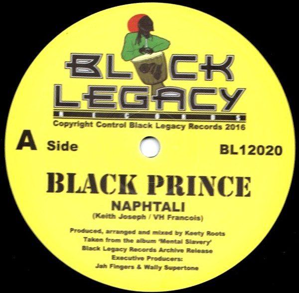 Naphtali – Black Prince