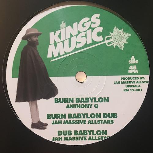 Anthony Que / Dan Corn – Burn Babylon